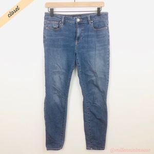 [Buffalo David Bitton] Mid-Rise Skinny Jeans